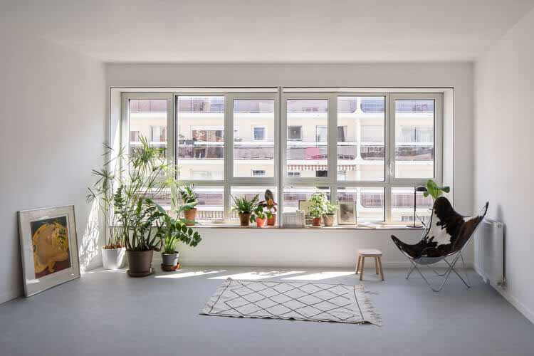 Marx Dormoy Apartments / Barrault Pressacco, © Giame Meloni