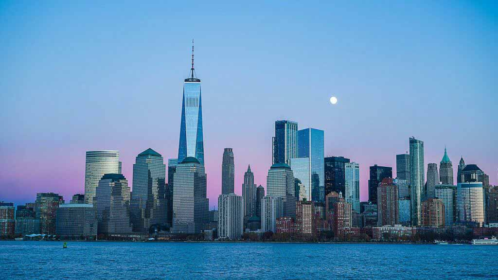 Массовая гибель птиц в Нью-Йорке из-за столкновений с небоскребами