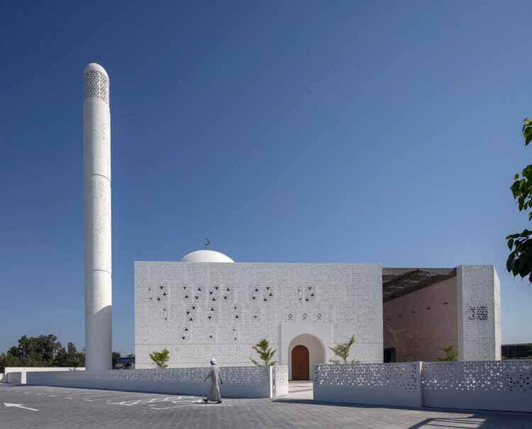 Мечеть Мохамеда Абдулхалика Гаргаша / Dabbagh Architects, © Gerry O'Leary