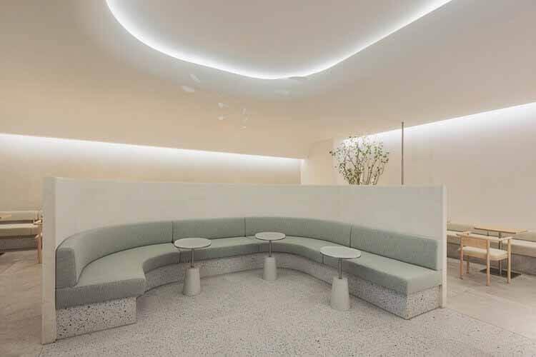 Mok-dong Hyundai SAGE Lounge / LABOTORY, © Yongjoon Choi