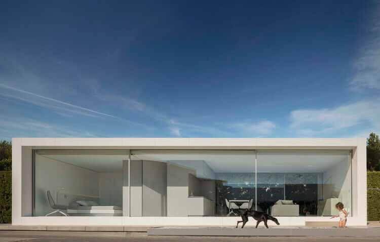 N70 NIU House / Fran Silvestre Arquitectos, © Фернандо Герра |  FG + SG