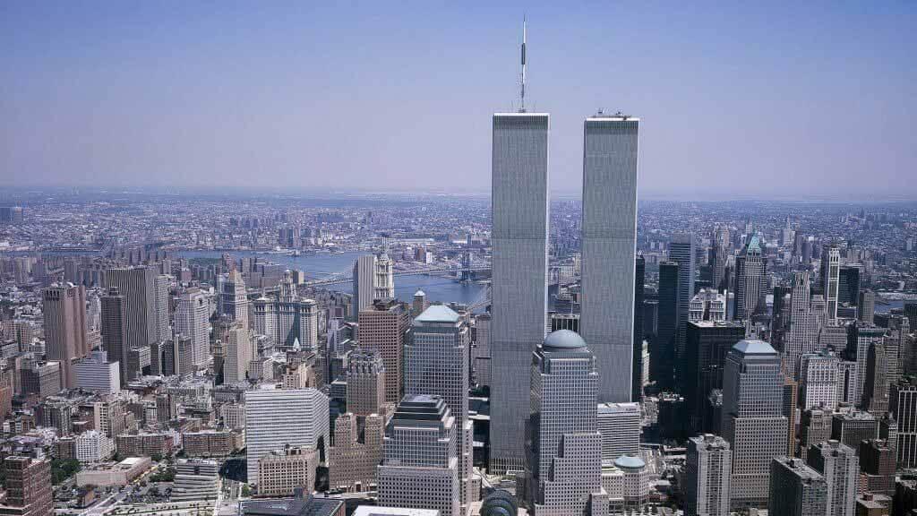На этой неделе мы отметили годовщину терактов 11 сентября.