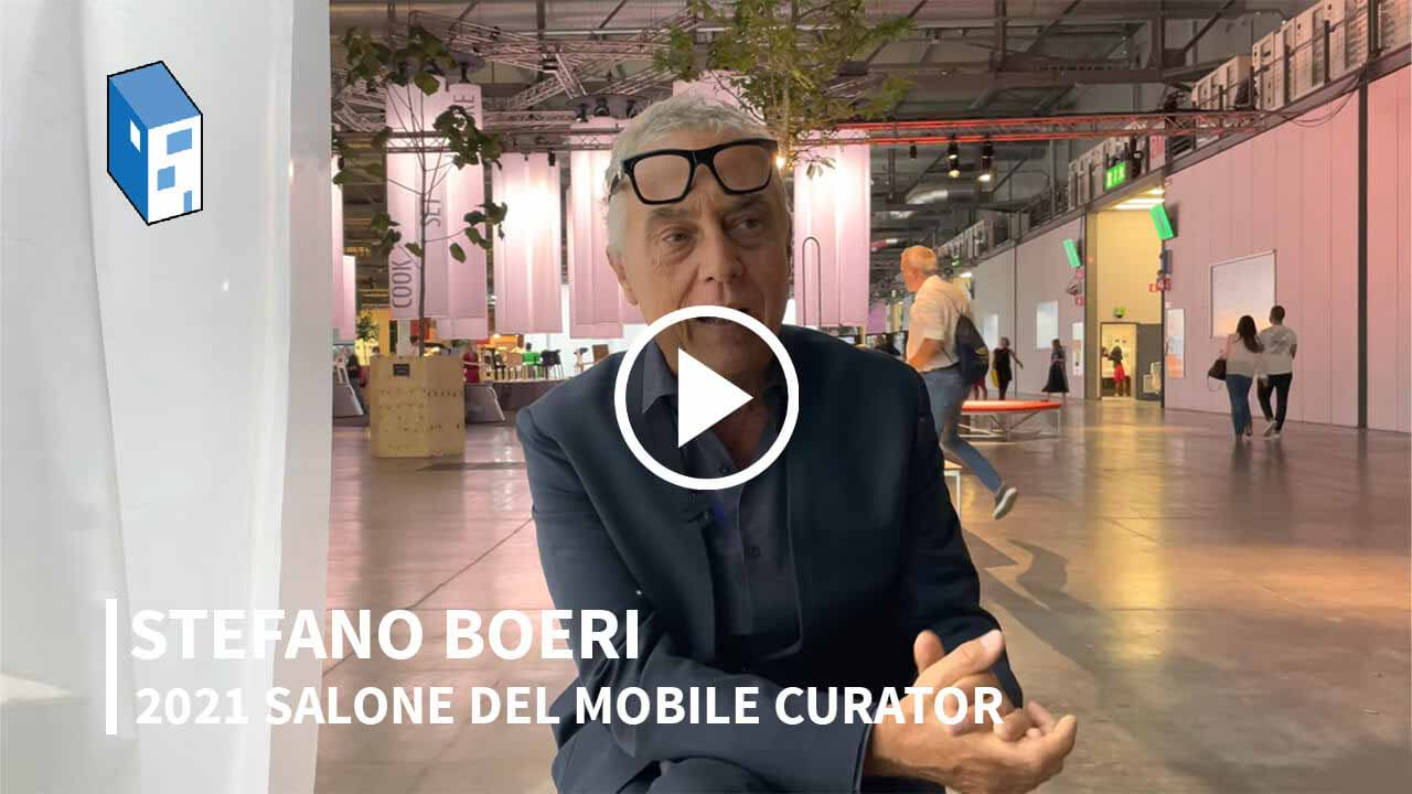 На Salone del Mobile 2021, демократизация дизайна и экологических качеств: в разговоре со Стефано Боэри
