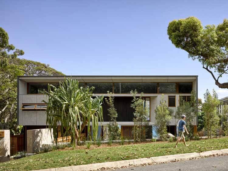 Дом Nannygai / Архитектор Пола Баттерворта, © Christopher Frederick Jones