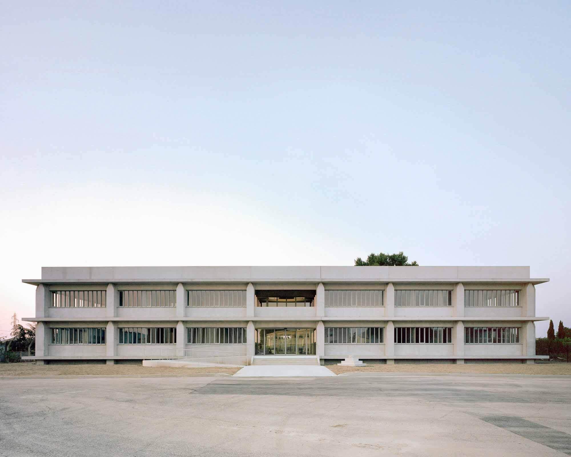 Офисное здание MONOD II / Ателье EGR