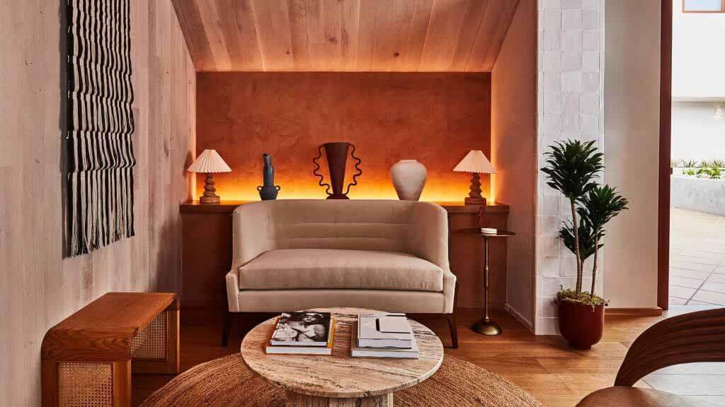 Отель Alsace LA by Home Studios имеет средиземноморский колорит