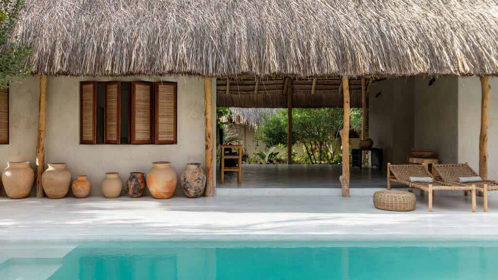 Отель в стиле минимализма в Мозамбике доминирует на премии AHEAD MEA 2021 Awards