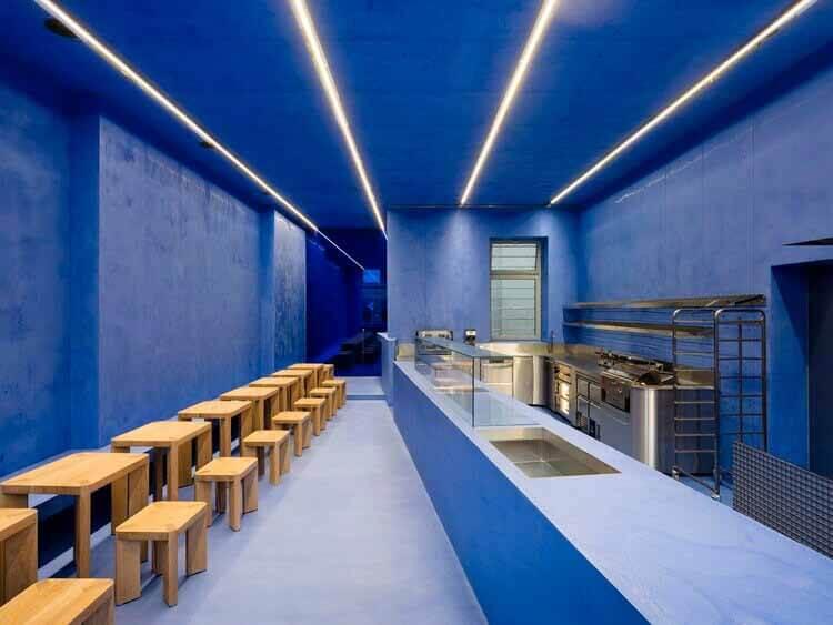 Пекарня Aera / Gonzalez Haase Architects, © Thomas Meyer / Ostkreuz