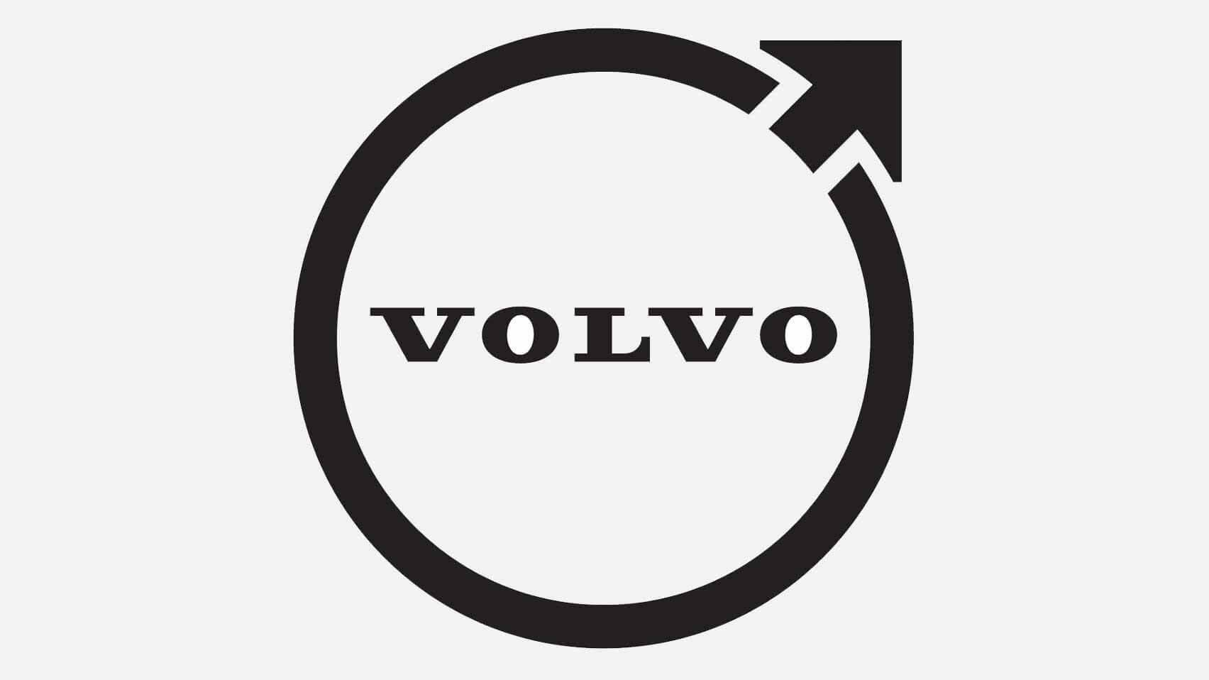 Последний автомобильный бренд Volvo представит плоский логотип