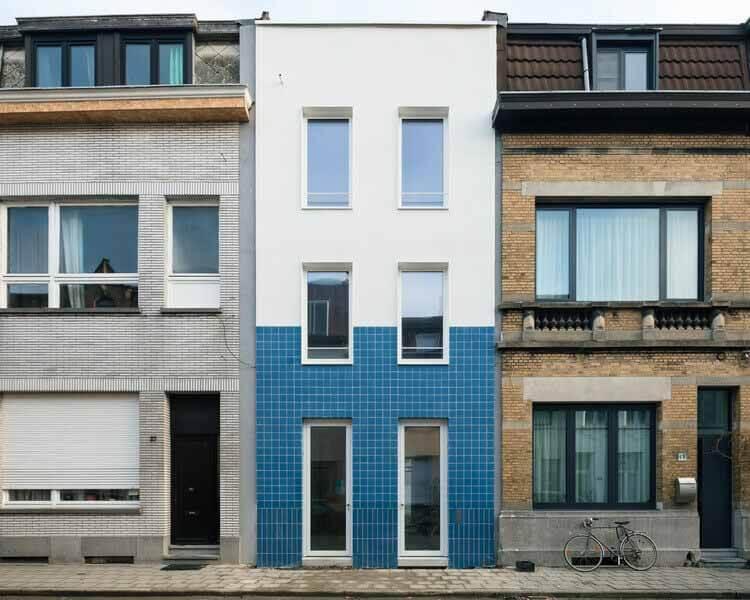 Простой дом / FELT, © Stijn Bollaert