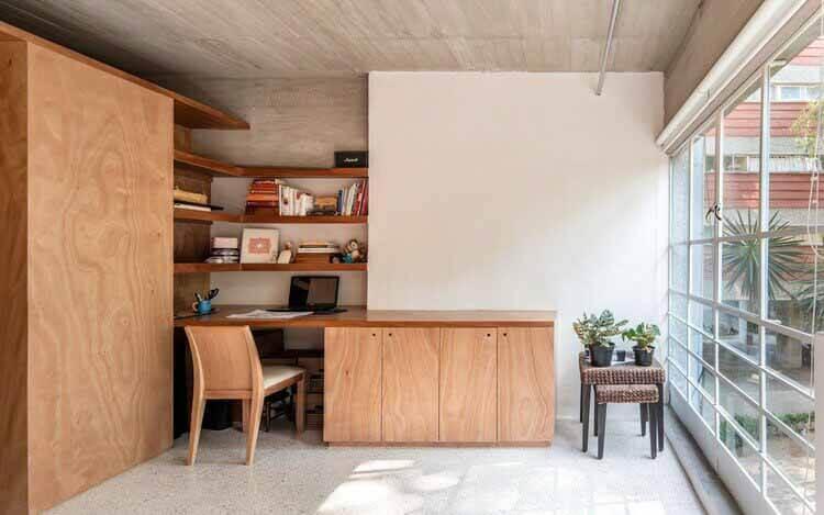 Ремонт многоквартирных домов в Купа / Эскобедо Солис, © Ариадна Поло