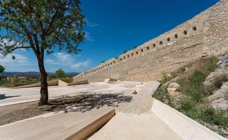 Реставрация замка Морелла / Carquero Arquitectura, © Joan Roig