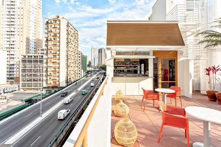 Ресторан Cora / Vapor arquitetura, © Артур Дуарте