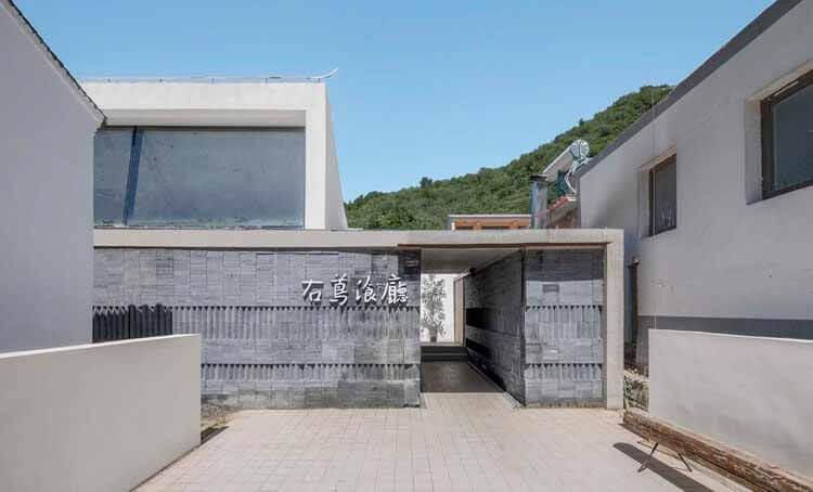 Ресторан Village Courtyard / Дизайн-студия AML, © Weiqi Jin