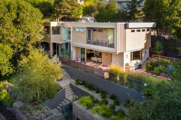 Резиденция Милл Вэлли / Butler Armsden Architects, © Патрик Аргаст