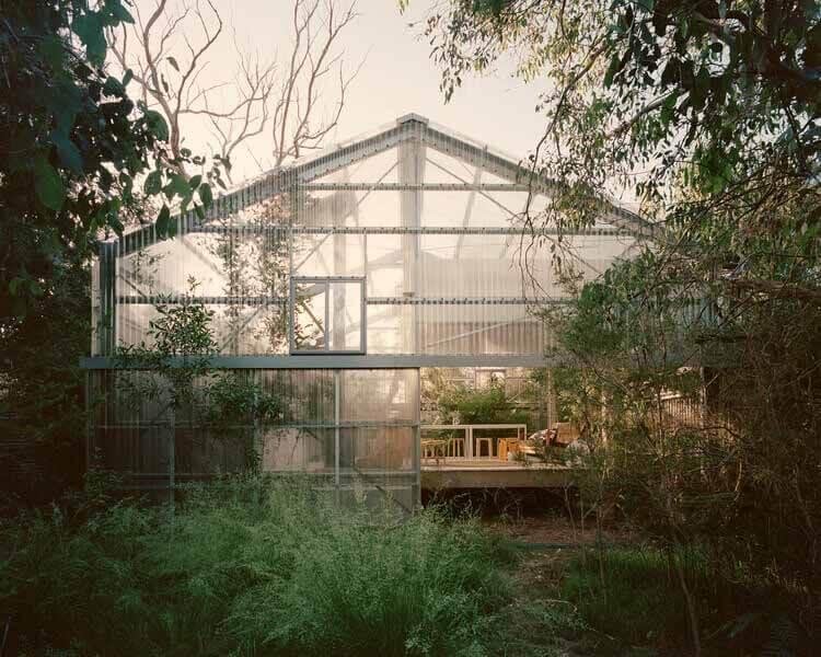 Садовый домик / Baracco + Wright Architects, © Рори Гардинер