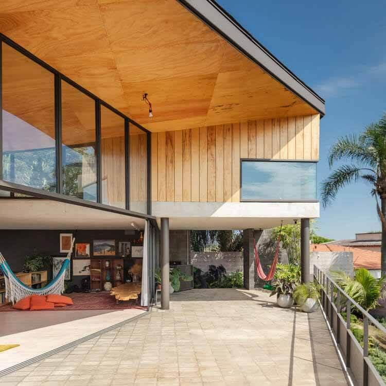 Дом на закате / ARKITITO Arquitetura, © João Morgado