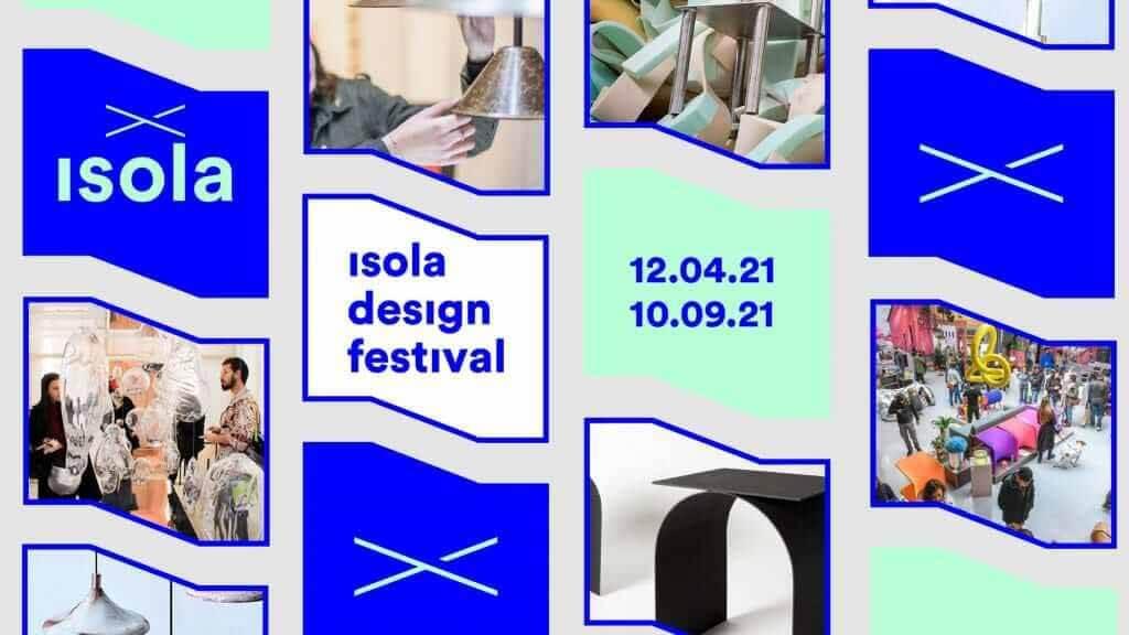 Шесть дизайнов, которые стоит увидеть на фестивале дизайна Isola в 2021 году