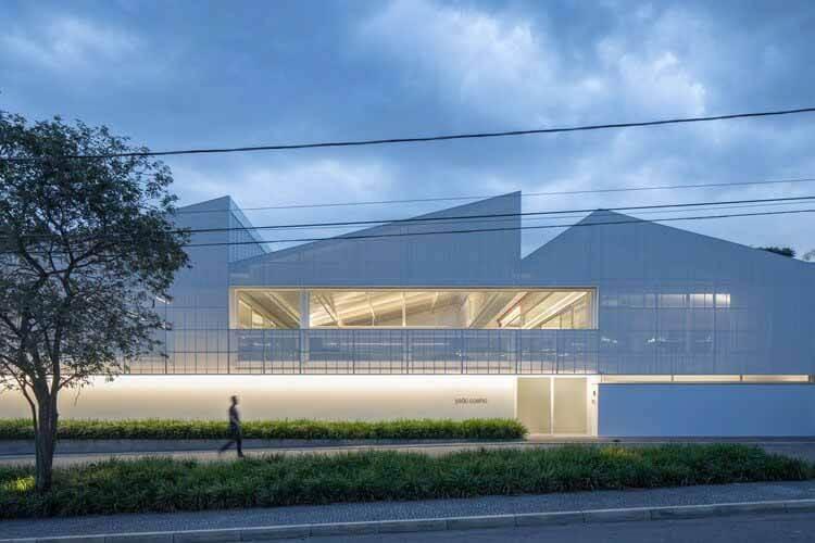 Штаб-квартира юридической фирмы / BLOCO Arquitetos + Renata Dutra Arquitetura, © Харуо Миками
