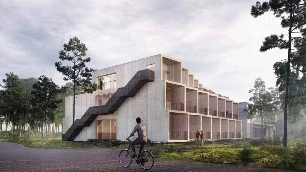 Стандарт ISO создаст руководящие принципы для зданий с нулевым выбросом углерода