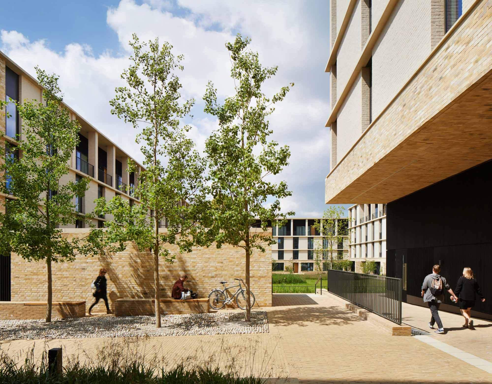Стэнтон Уильямс создает жилье для ключевых сотрудников в Кембридже