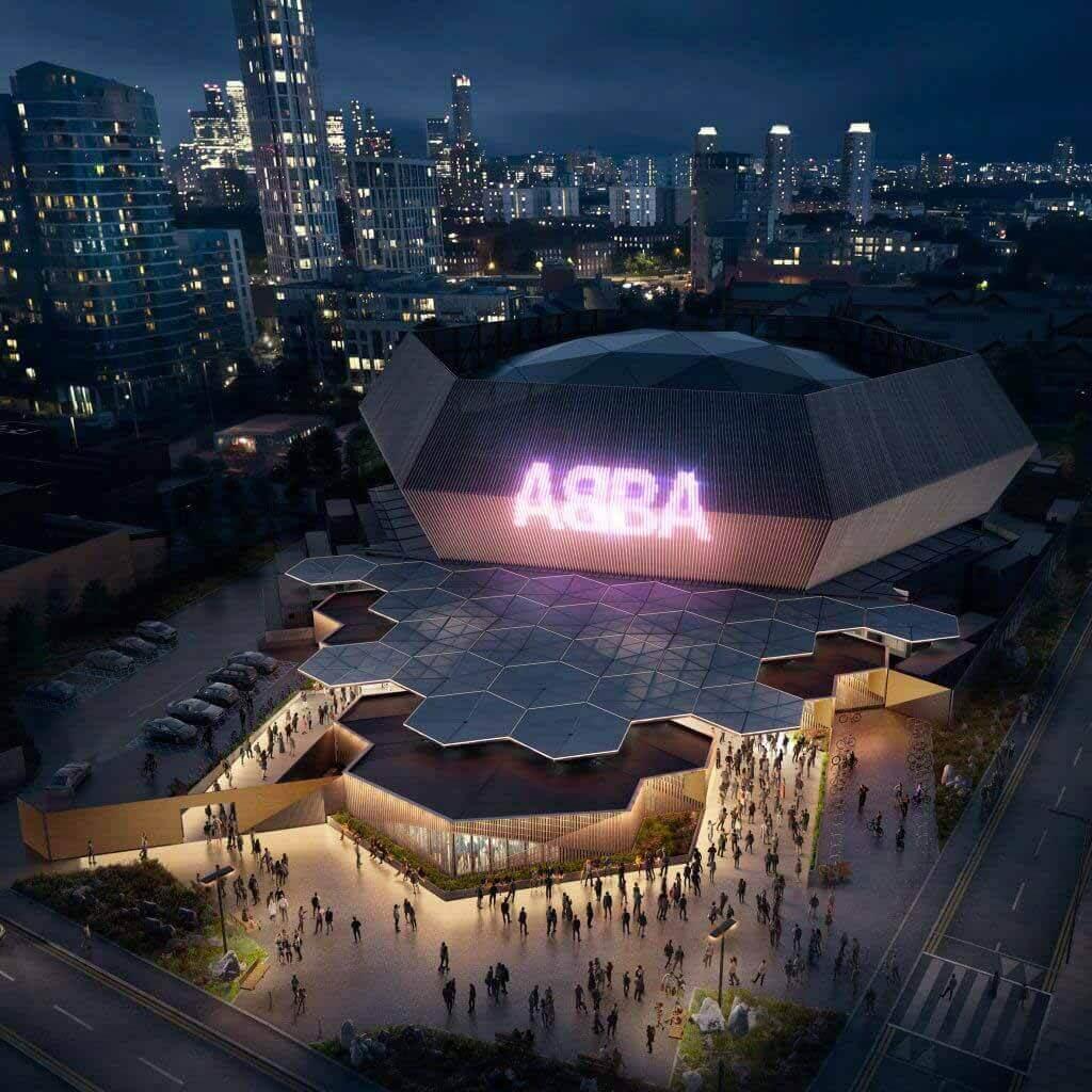 Stufish создаст лондонскую арену для реюнион-тура ABBA