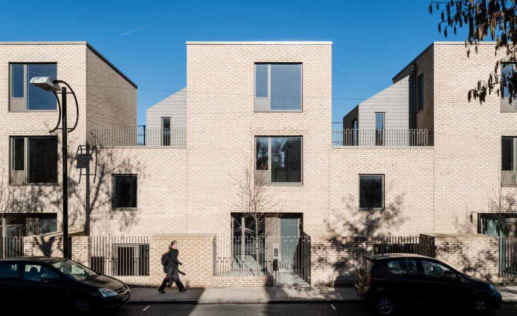 Unboxed Homes представляет «первые дома в Лондоне, построенные по индивидуальному заказу»