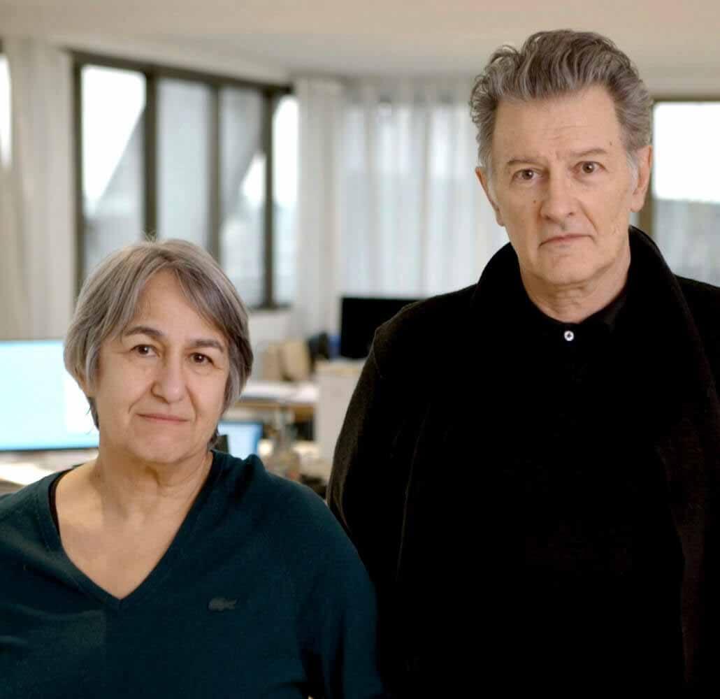 Видео с церемонии вручения Притцкеровской премии в области архитектуры в честь лауреатов 2021 года Анны Лакатон и Жан-Филиппа Вассаль