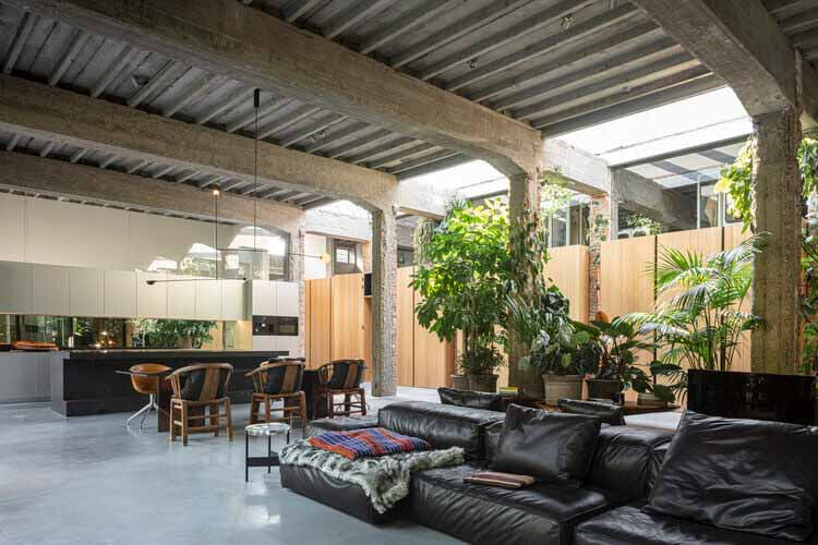 Вилла Вест / MASA Architects, © Тим Ван де Велде