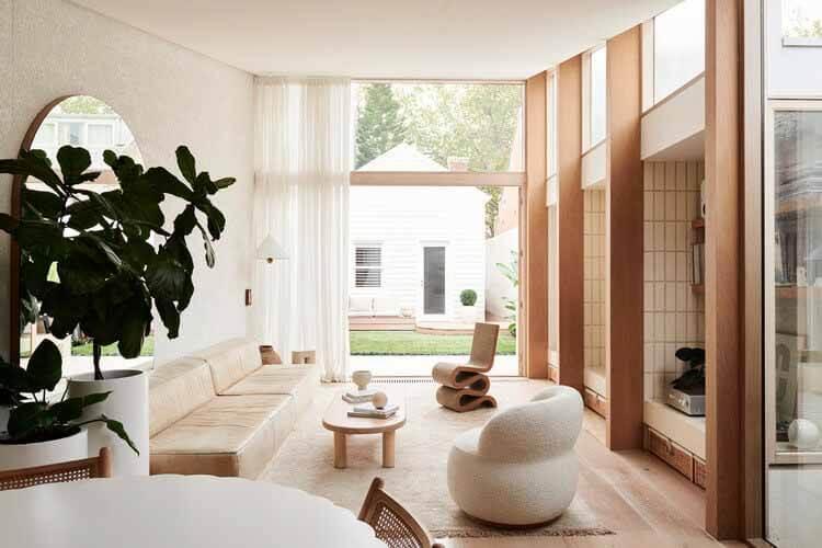 Жилые комнаты по-прежнему актуальны?  16 проектов, изучающих, как эти частные места для встреч адаптируются к современной архитектуре, © Eve Wilson