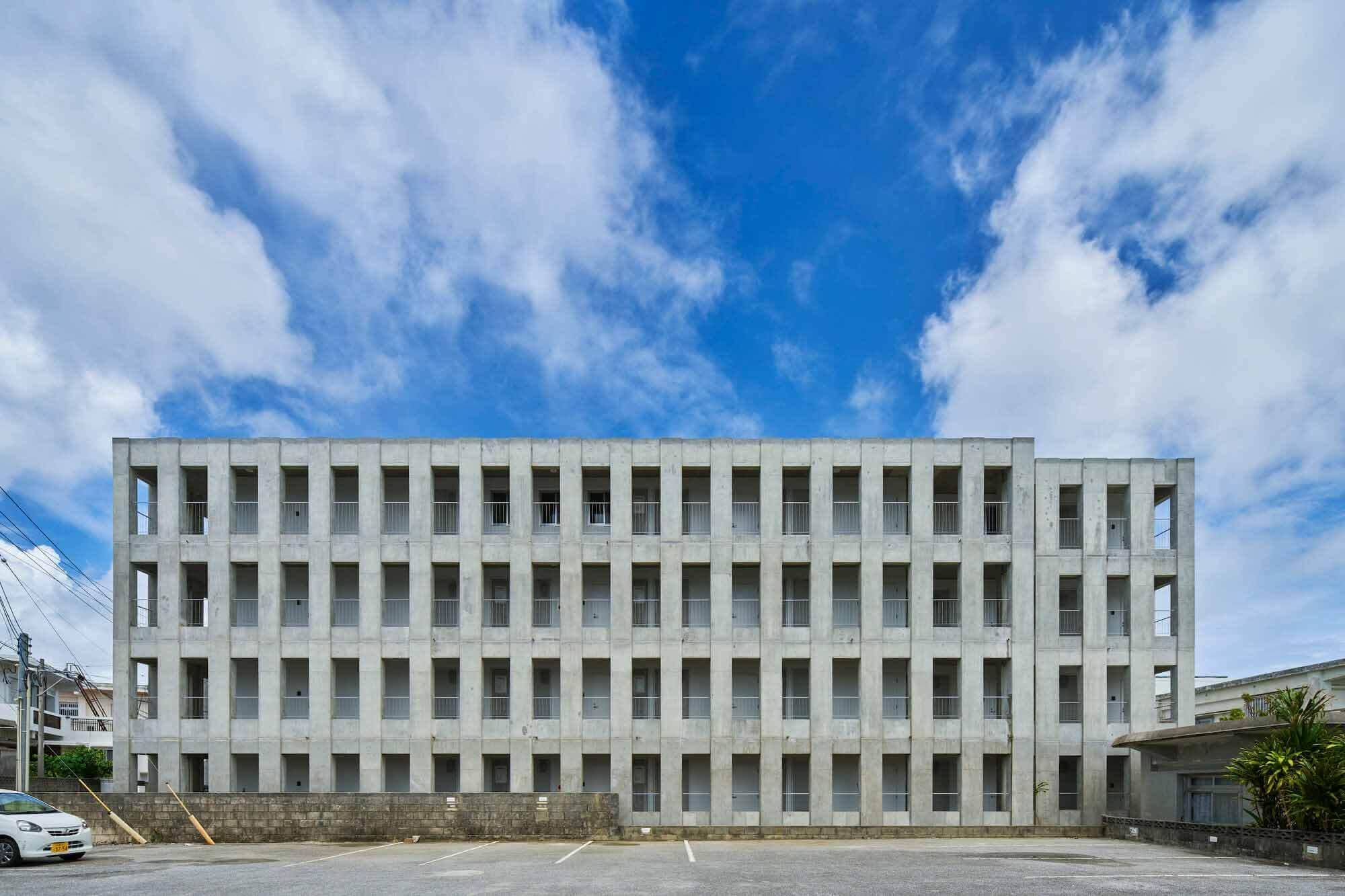 Апартаменты H / Yohei Kawashima Architects