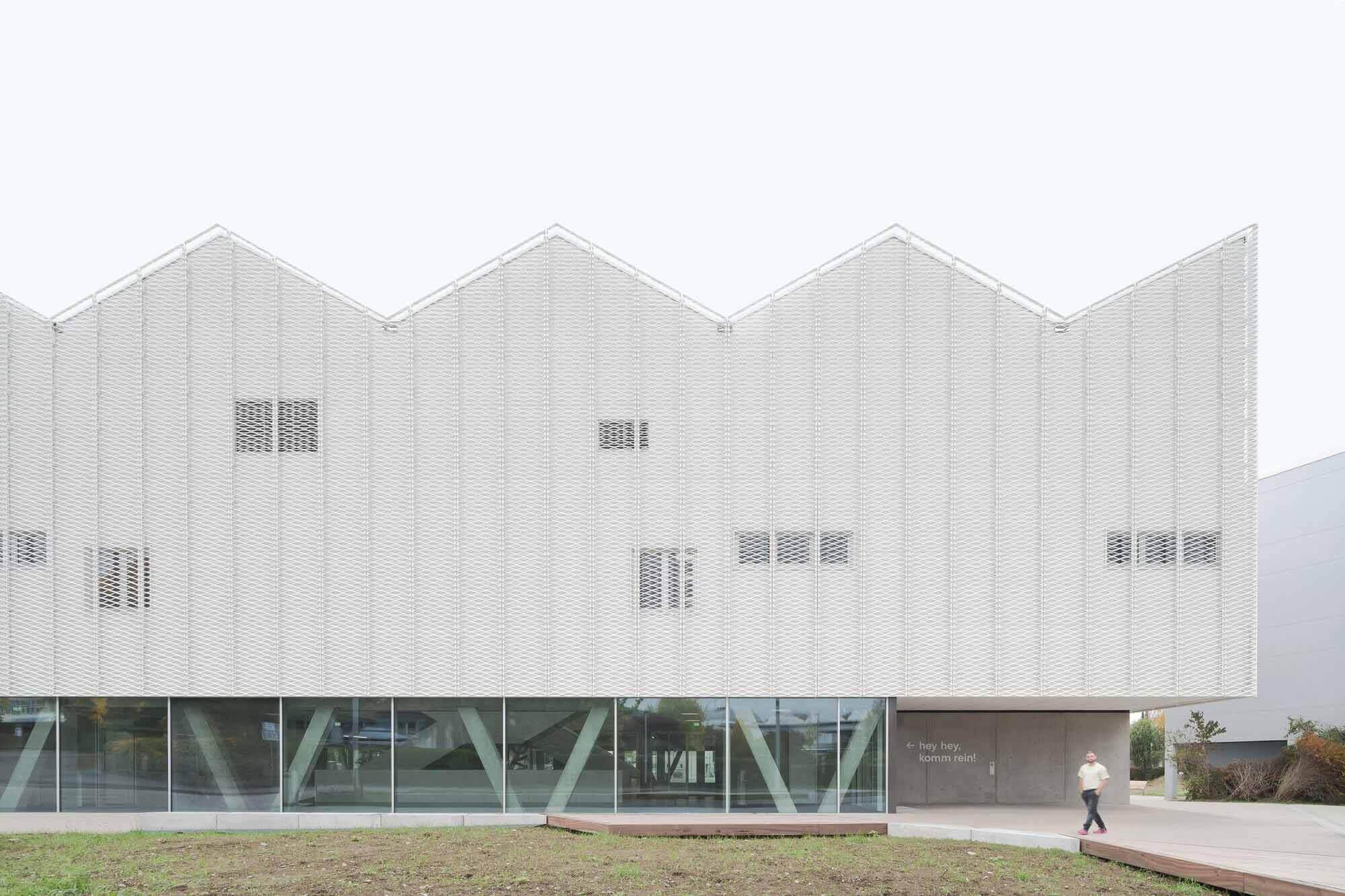 Спортивный центр для кампуса Überlingen School / wulf architekten