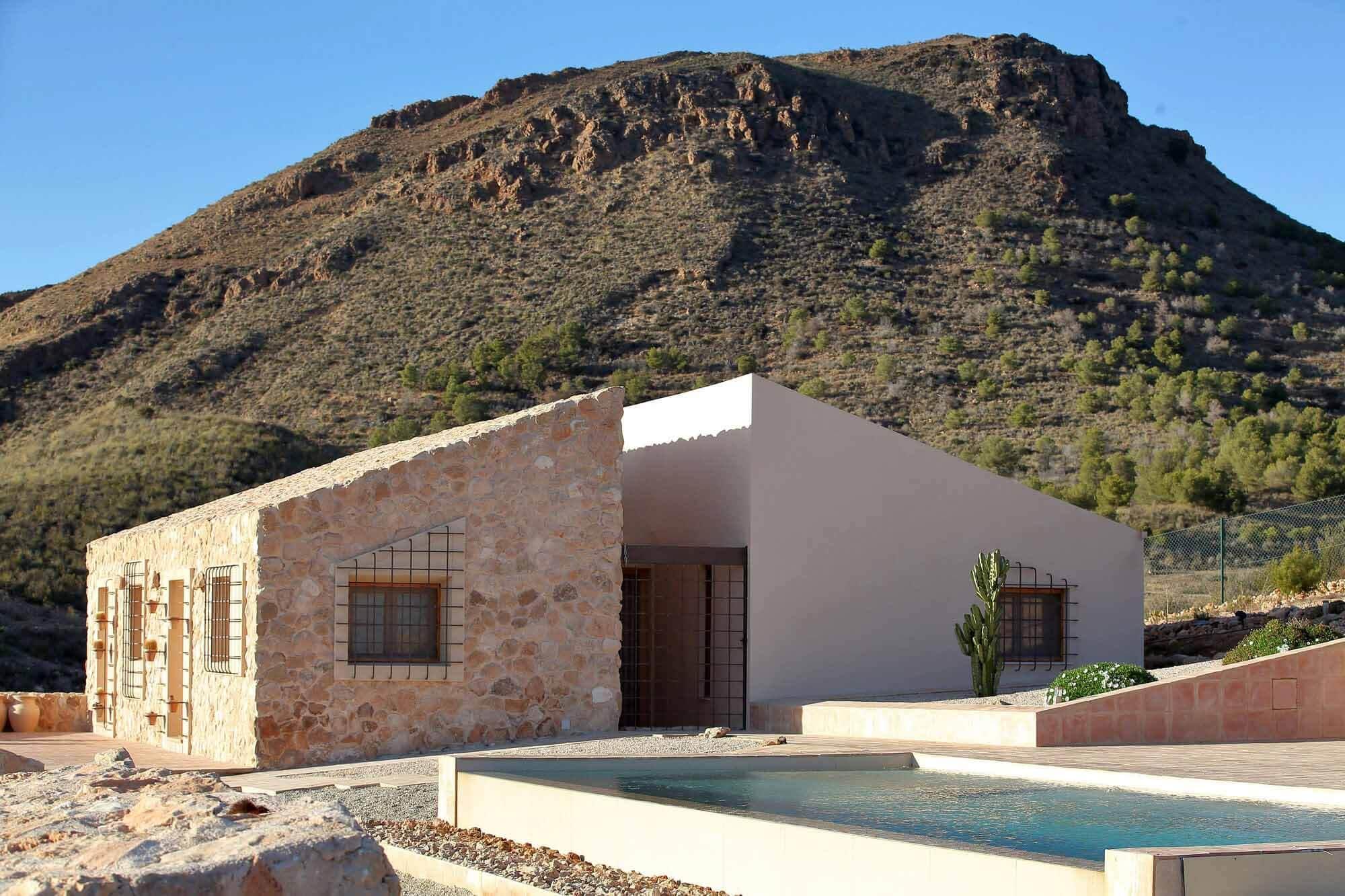 Дом Пастрана I / Pepa Díaz Arquitecta