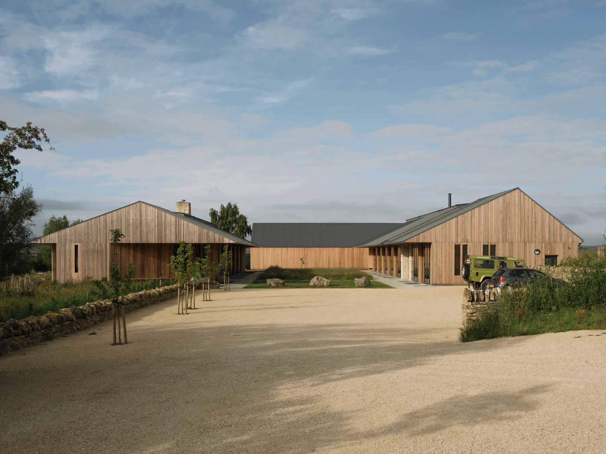 Образовательный центр FarmED / Timothy Tasker Architects