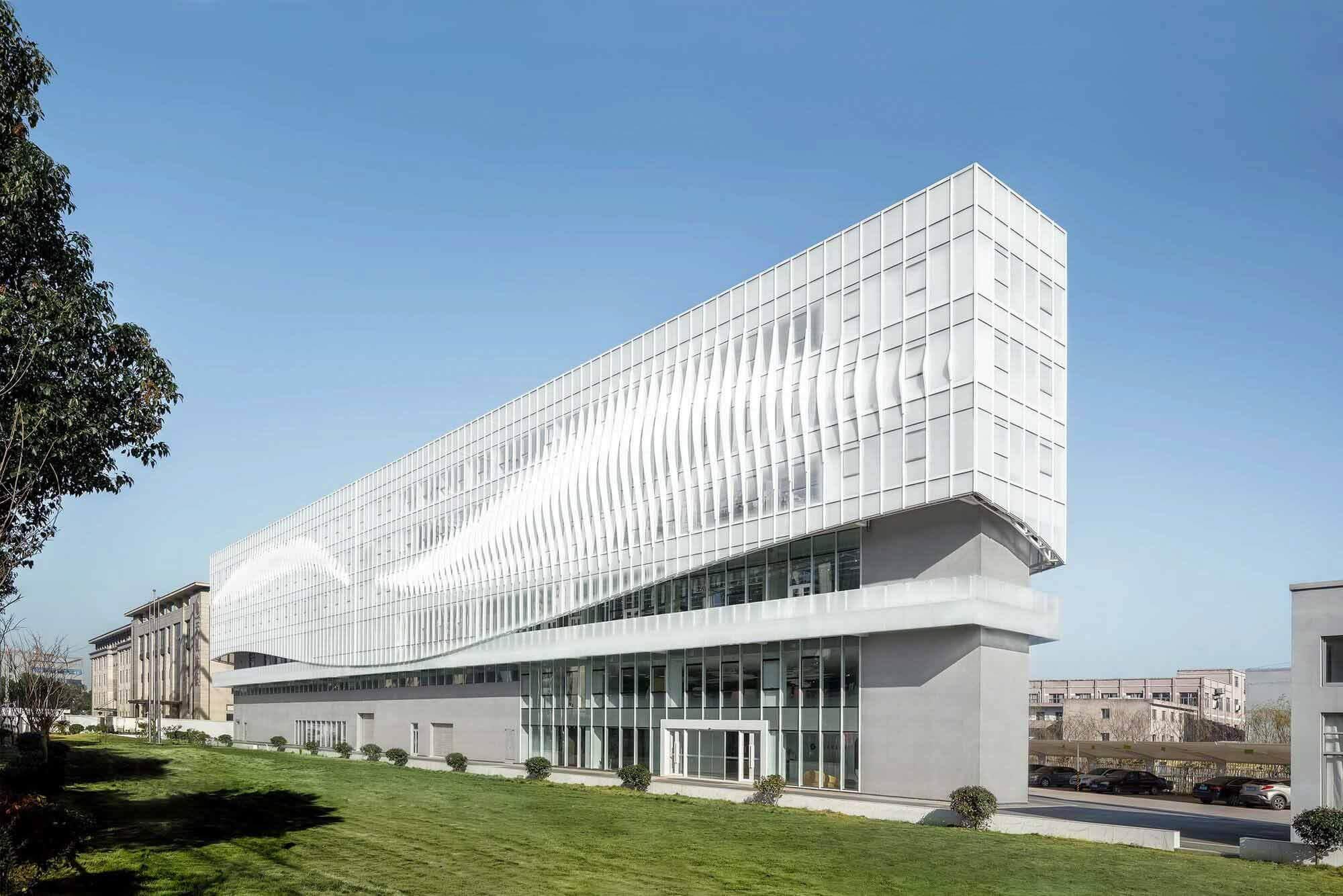 Штаб-квартира BSH / Greater Dog Architects