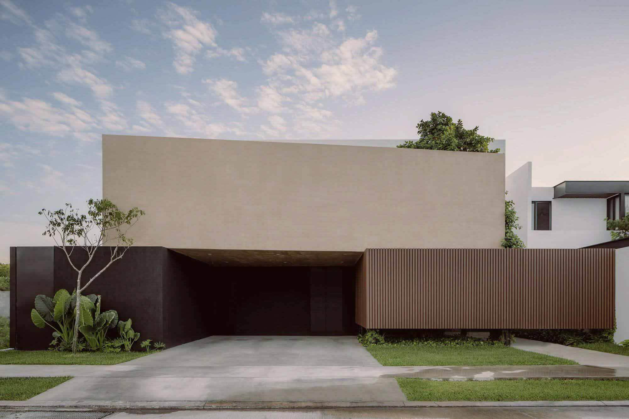 Relo House / Arkham Projects