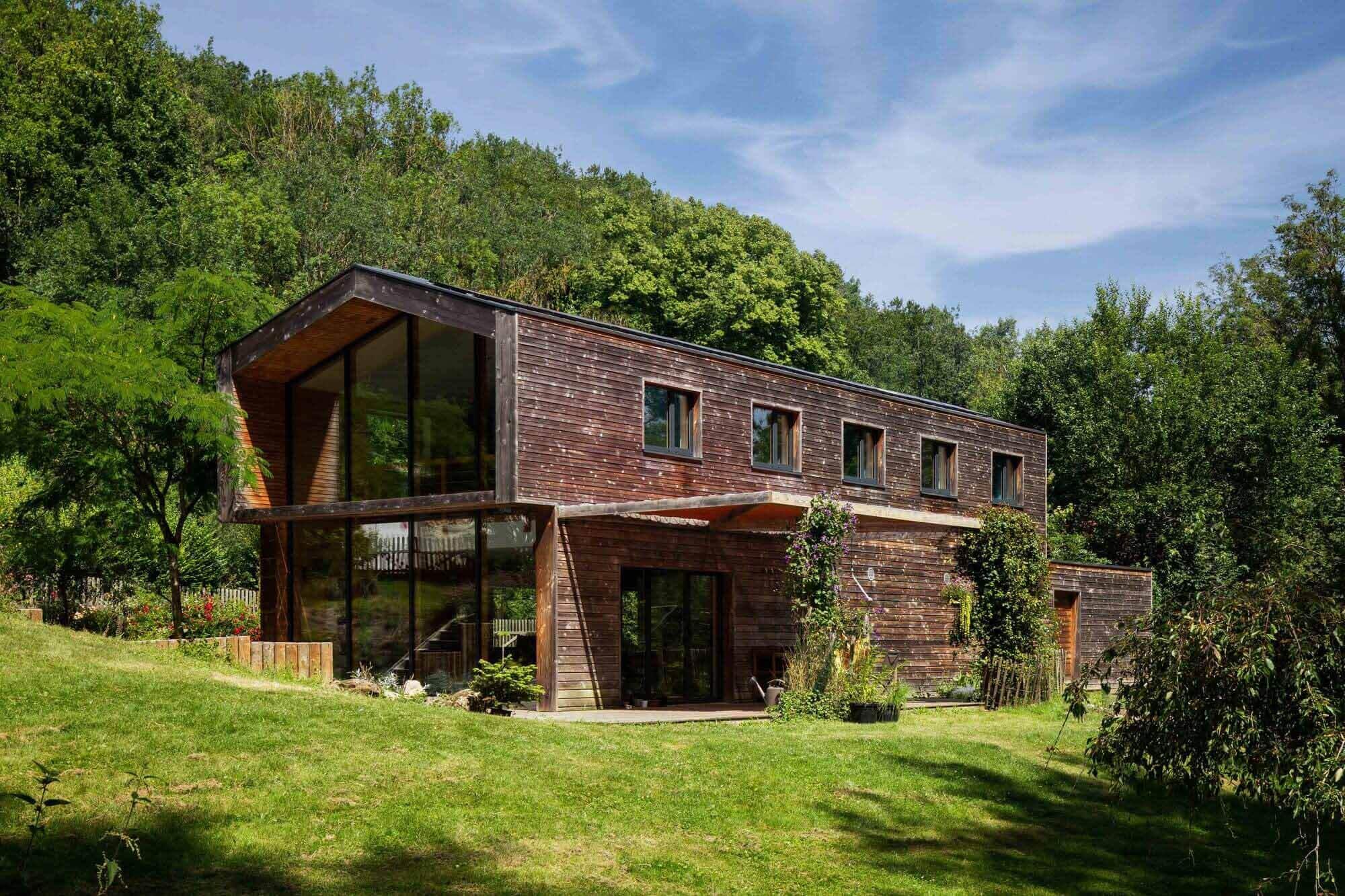 PRS House / Quinze Архитектура