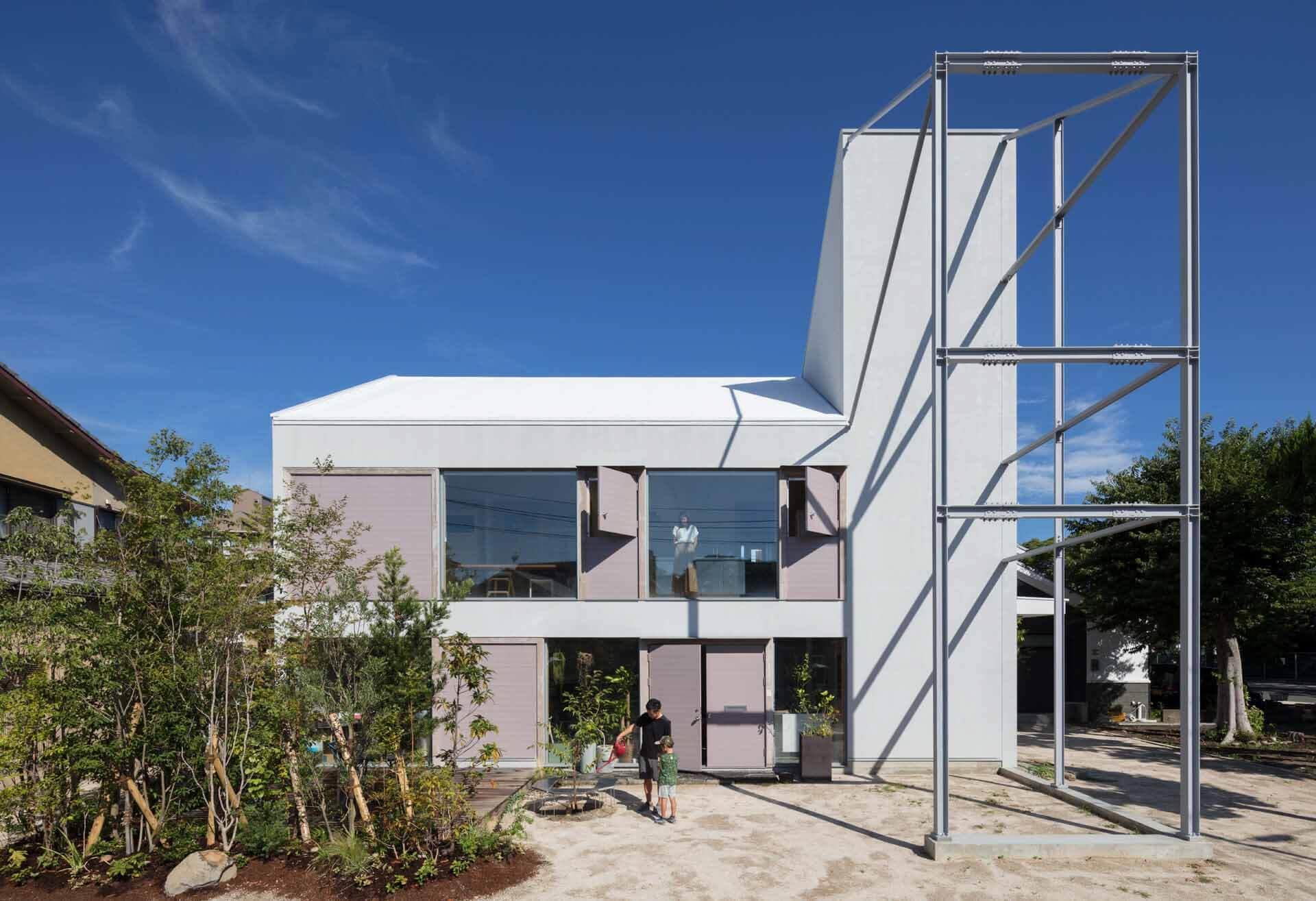 Офис повторного использования Tetusin Design / yHa architects