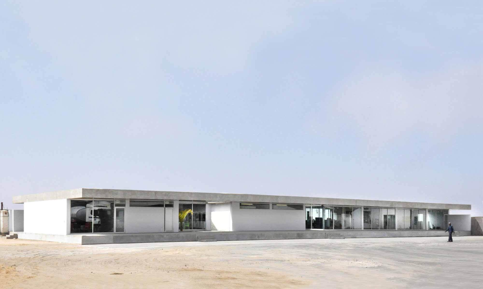 NM Industrial Operations / Руис Пардо — Небреда