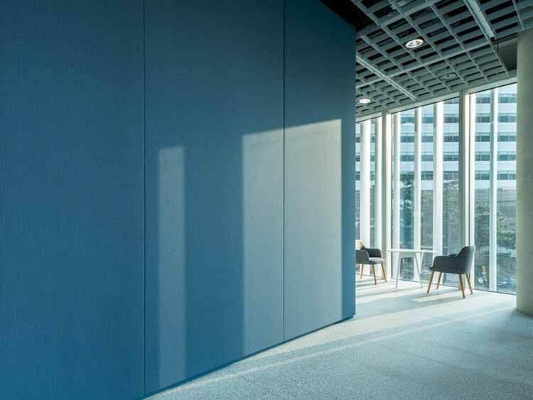 6 вдохновляющих примеров эффективных и эстетичных акустических решений, AMOREPACIFIC HQ / David Chipperfield Architects.  Изображение © Рафаэль Оливье