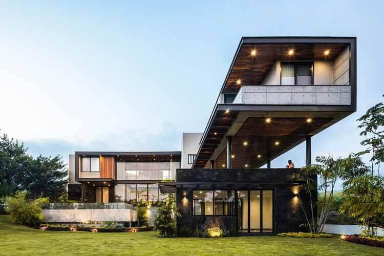 Архитектура в Мексике: проекты, выделяющие территорию Колима, Kaleth House / Di Frenna Arquitectos.  Изображение © Оскар Эрнандес