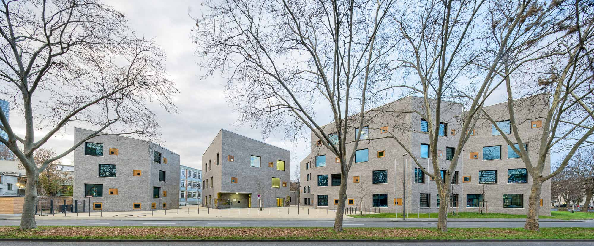 BAN Образовательный ландшафт / gernot schulz: architektur