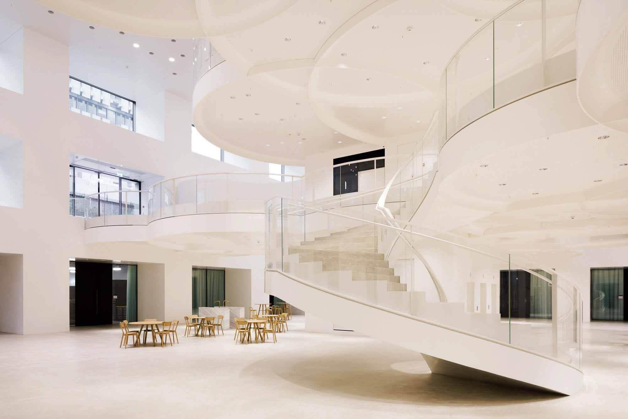 Biozentrum Research Building Базельского университета / Ilg Santer Architekten