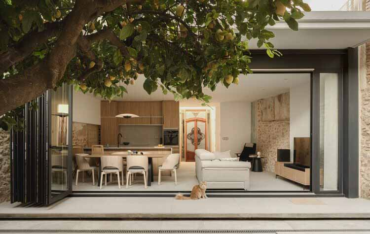 Casa del Calvari / ENDALT Arquitectes, © Давид Зарзосо