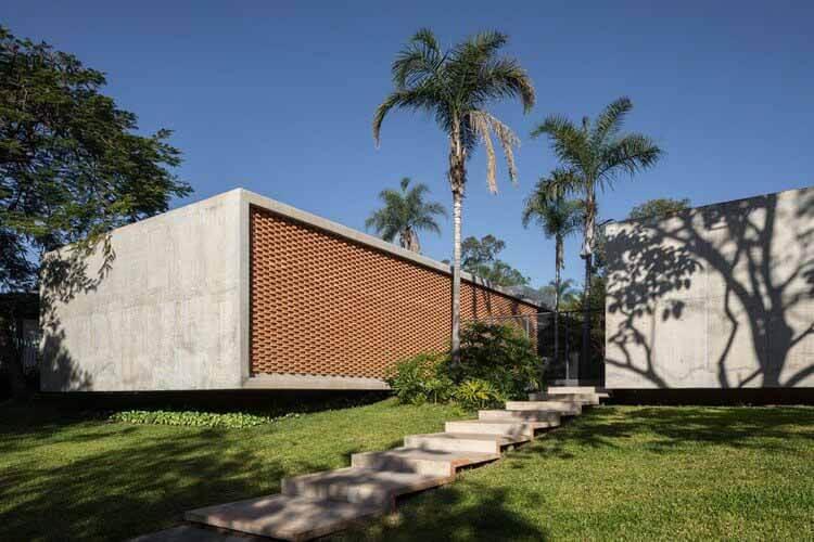 Colina House / BLOCO Arquitetos, © Харуо Миками