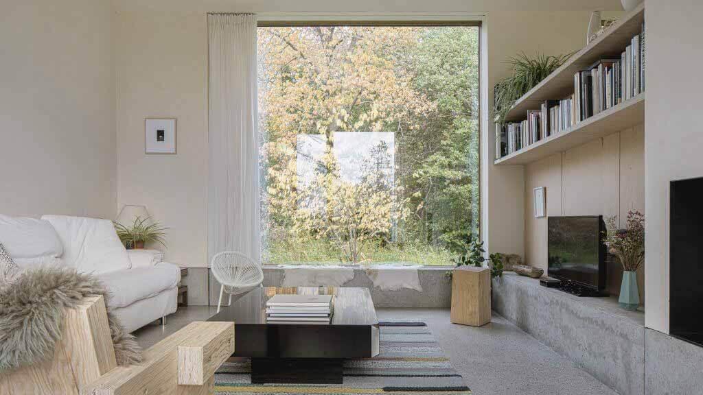 Десять хорошо продуманных сидений у окна для спокойного созерцания