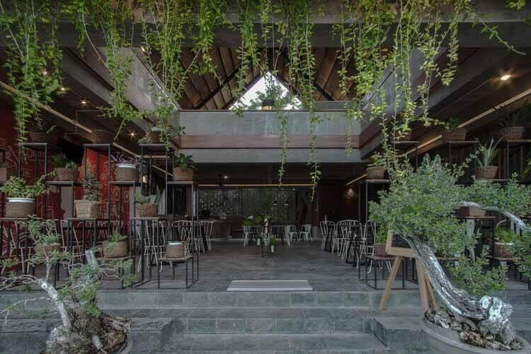 Кафе Dierra / MIV Architects, © Agung Fadriansyah