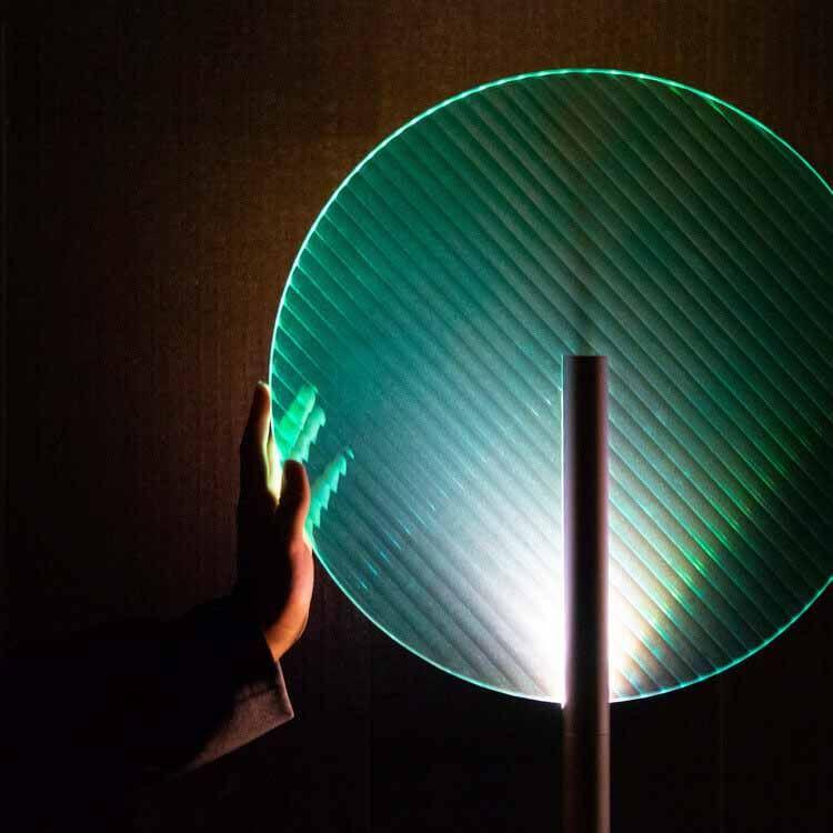 Светотехническая продукция и дизайн проектов: знакомьтесь с победителями конкурса A 'Design Awards 2021, Linear Refraction Floor и Ambiance Light.  Изображение предоставлено премией и конкурсом A 'Design