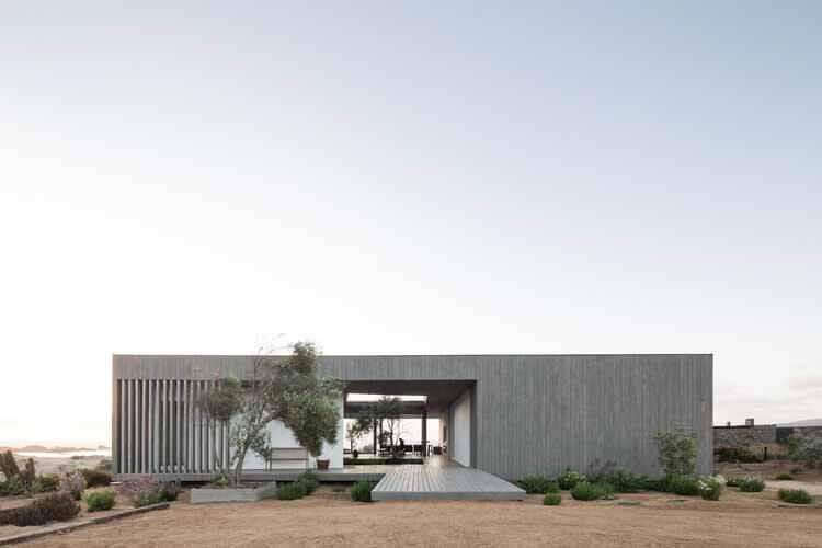 Дом 23 г. н.э. / Apio Arquitectos, © Nico Saieh