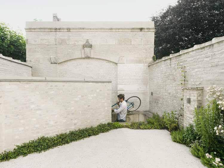 Дом C-DF / Graux & Baeyens Architects, © Йерун Веррехт